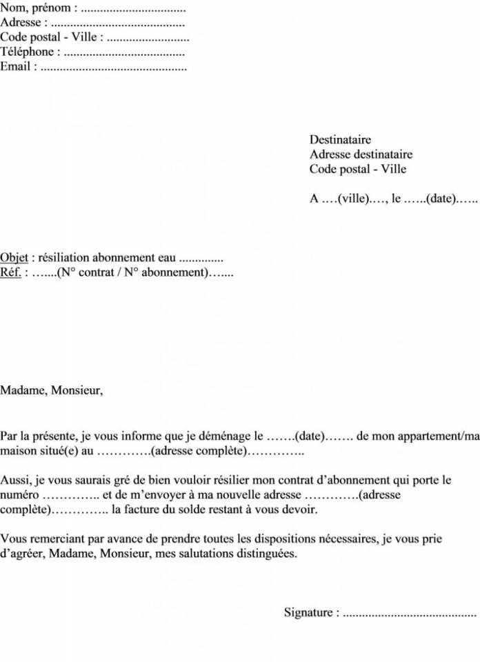 adresse de resiliation direct assurance