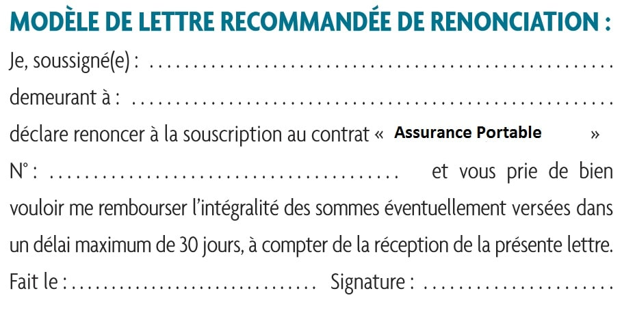assurance domeo resiliation