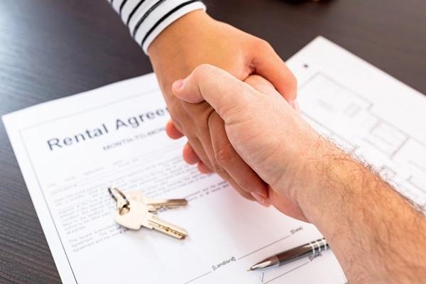 attestation proprietaire depart locataire