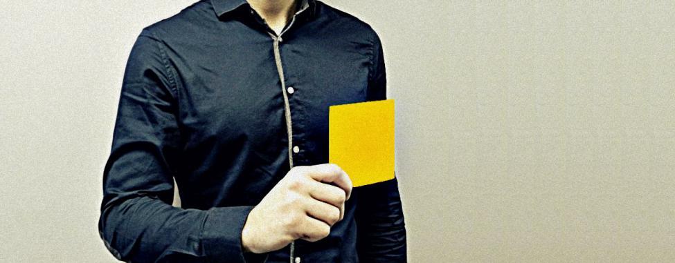avertissement employeur contestation