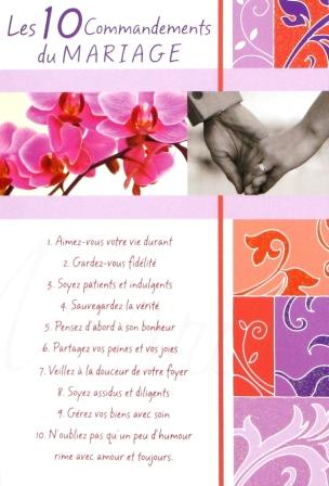 carte felicitation mariage avec texte