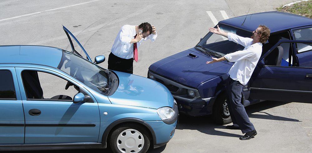 circonstance d'un accident