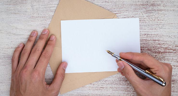 comment faire une lettre de resiliation