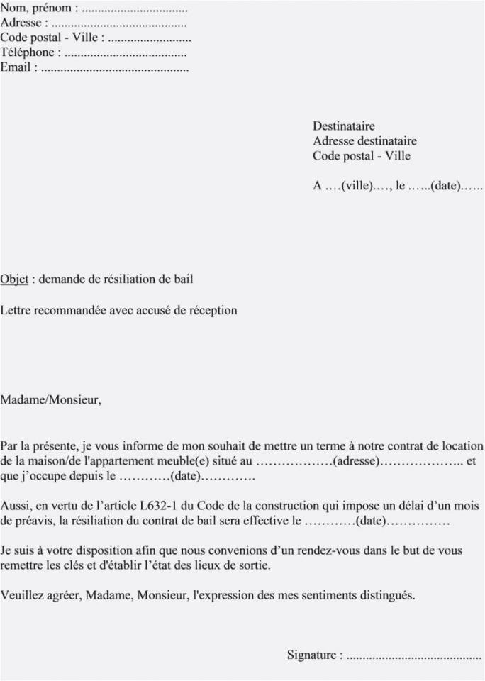 courrier annulation pacs