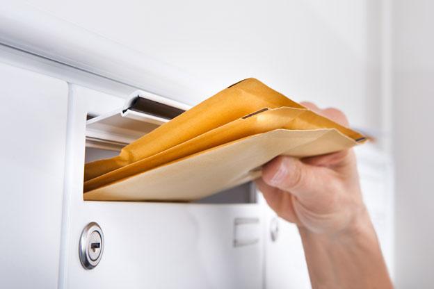 courrier d'autorisation