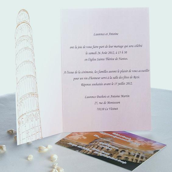 courrier de felicitation pour un mariage