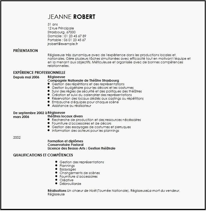 cv assistant juridique debutant - Modele de lettre type