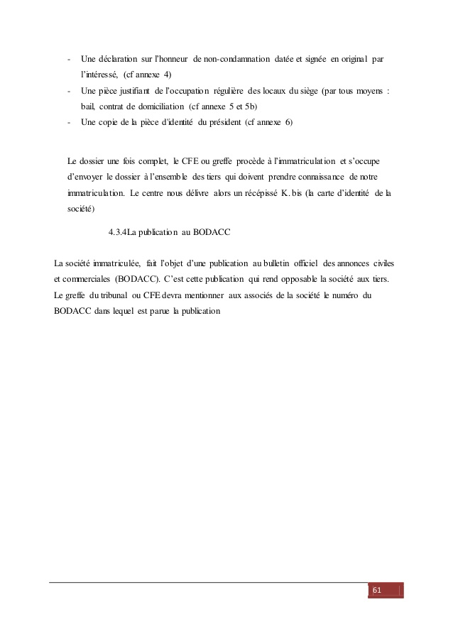 declaration sur l'honneur perte - Modele de lettre type