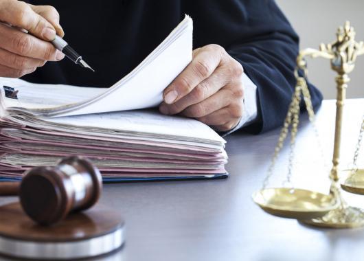 demande d'audience au juge