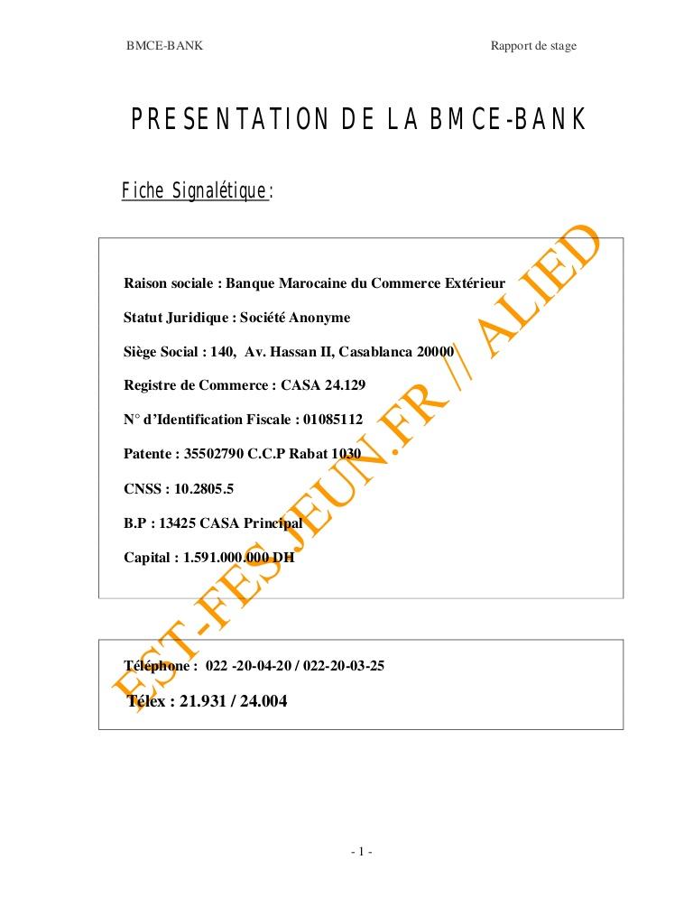 demande de fermeture de compte bancaire bmce