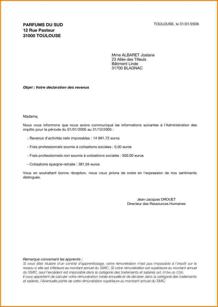 depart retraite lettre modele