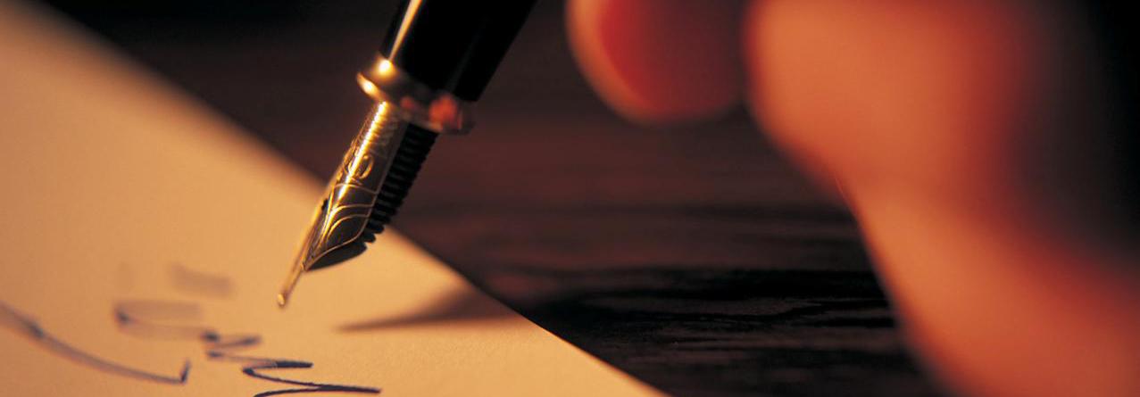 ecrire a un notaire