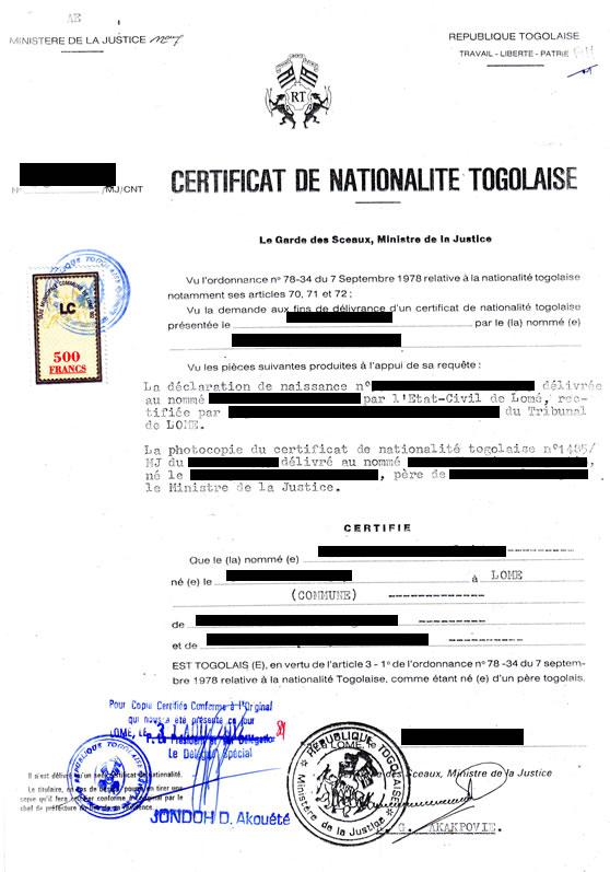 exemplaire d'autorisation parentale - Modele de lettre type