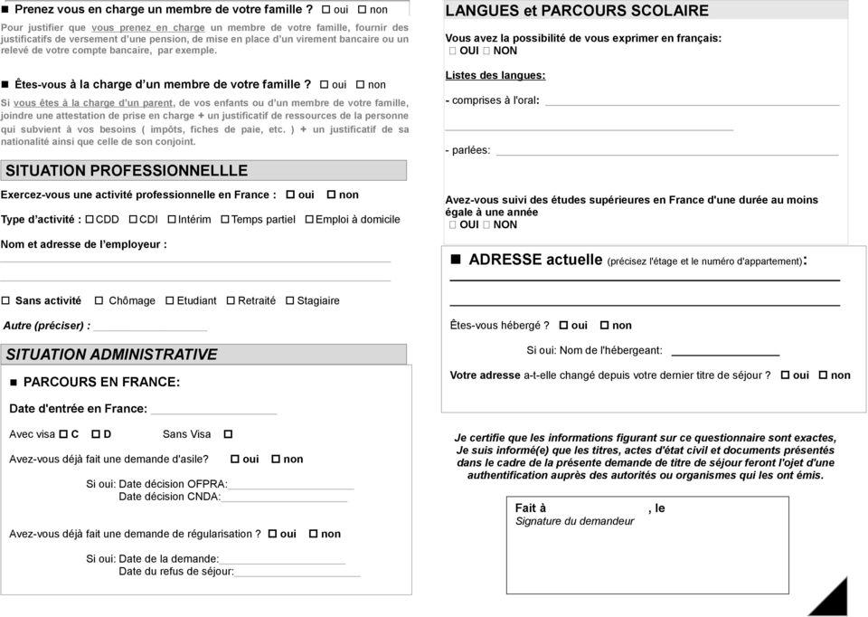 exemple de certificat d u0026 39 hebergement