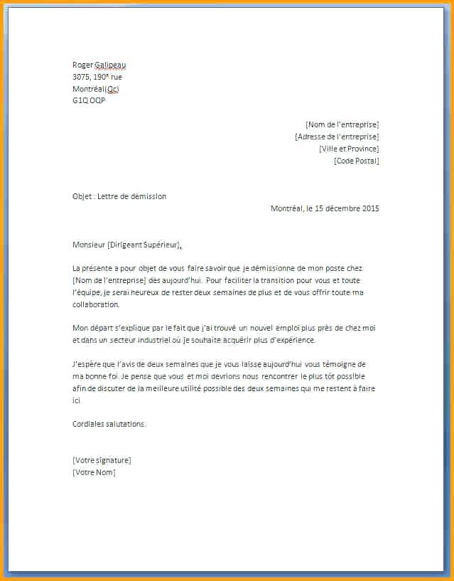 exemple de lettre d accompagnement pour cv