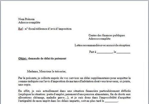 exemple de lettre de demande d u0026 39 emploi simple