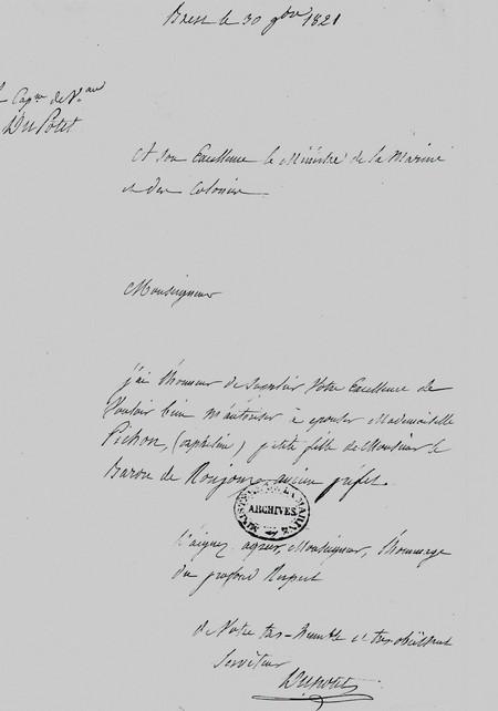 exemple de lettre de demande de carte de chasse