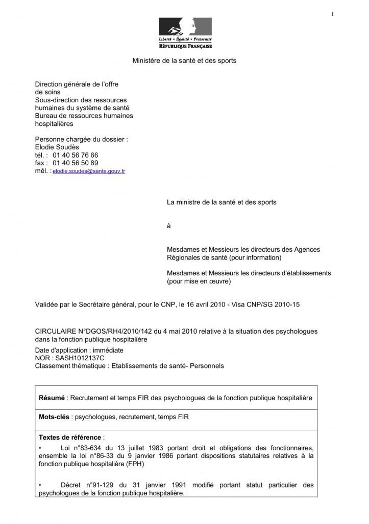 Exemple Lettre De Mutation Fonction Publique Gratuite Modele De