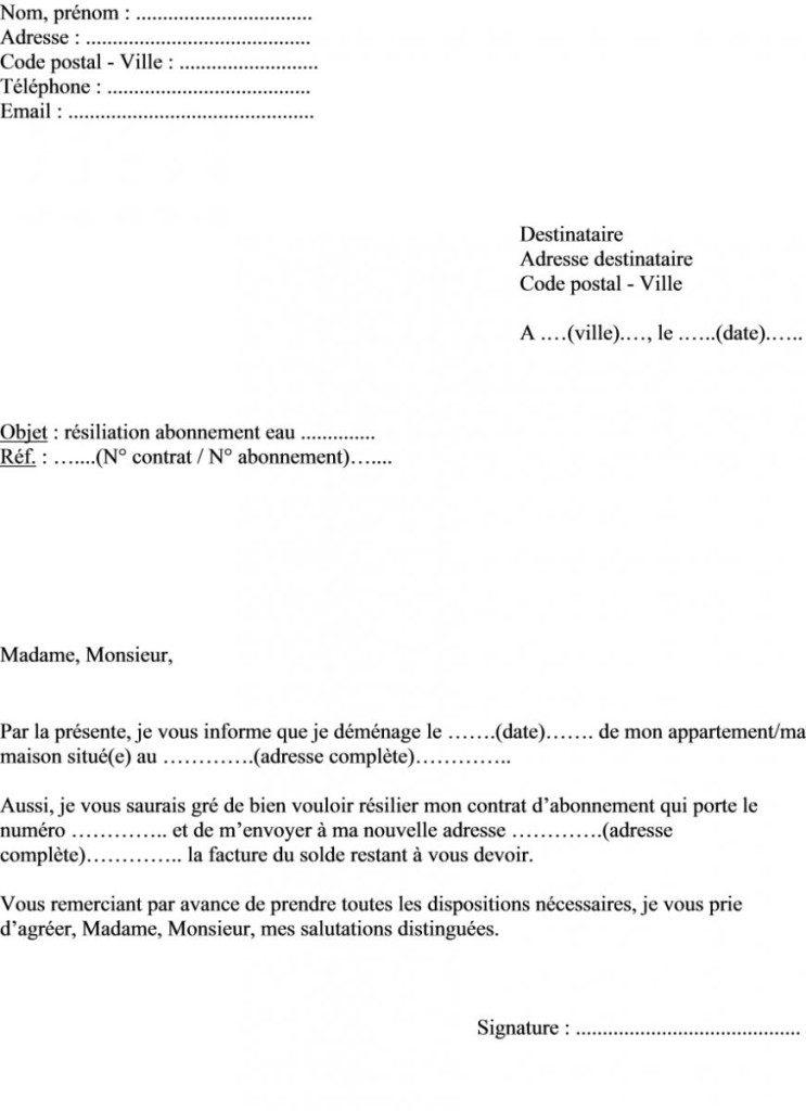 exemple lettre de reclamation fournisseur