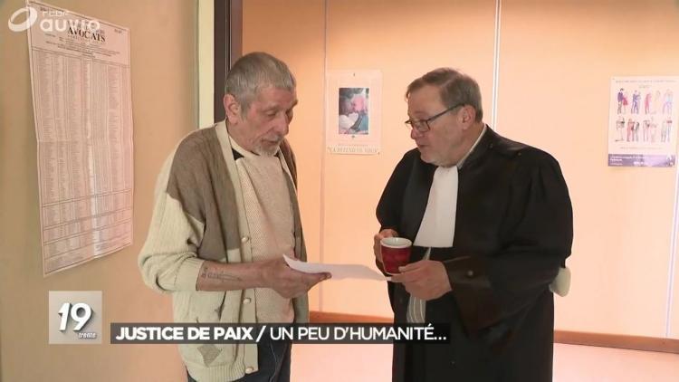 juge de paix gratuit