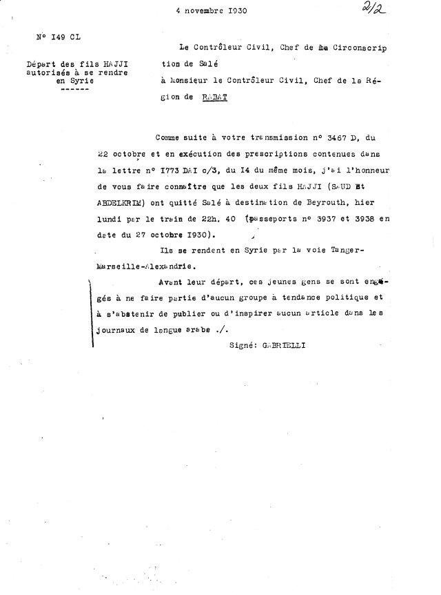 lettre autorisation de sortie scolaire