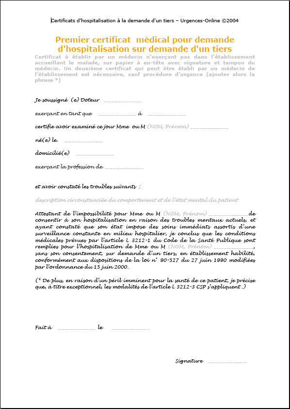 lettre autorisation parentale passeport