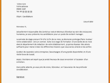 Lettre Confirmation Inscription Formation Modele De Lettre Type