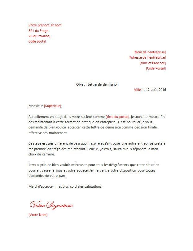 lettre confirmation inscription formation