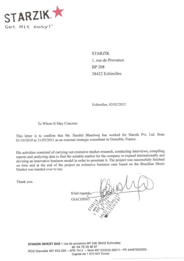 lettre confirmation - Modele de lettre type