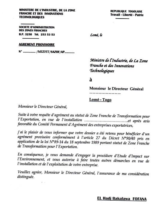 lettre de demande de casier judiciaire