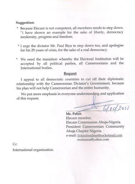 lettre de demission avec preavis reduit