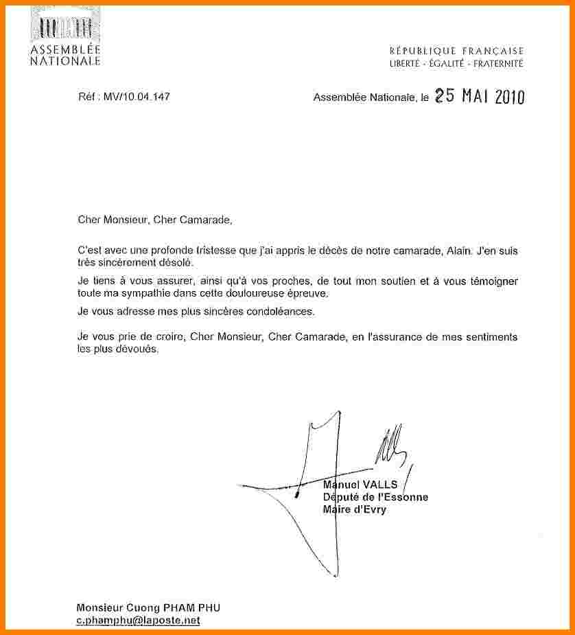 lettre de demission scolaire