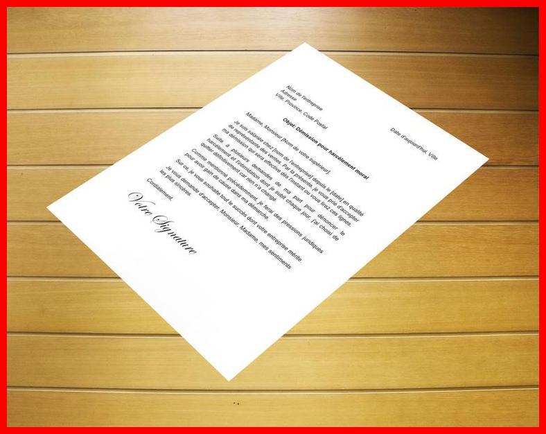 Lettre De Depart En Retraite A Son Employeur Modele De Lettre Type