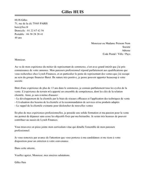 lettre de donation de pouvoir - Modele de lettre type