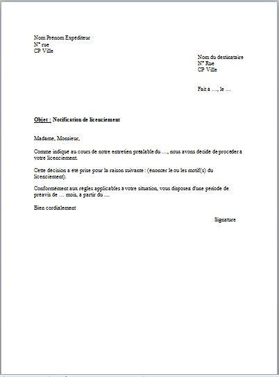 lettre de mandatement