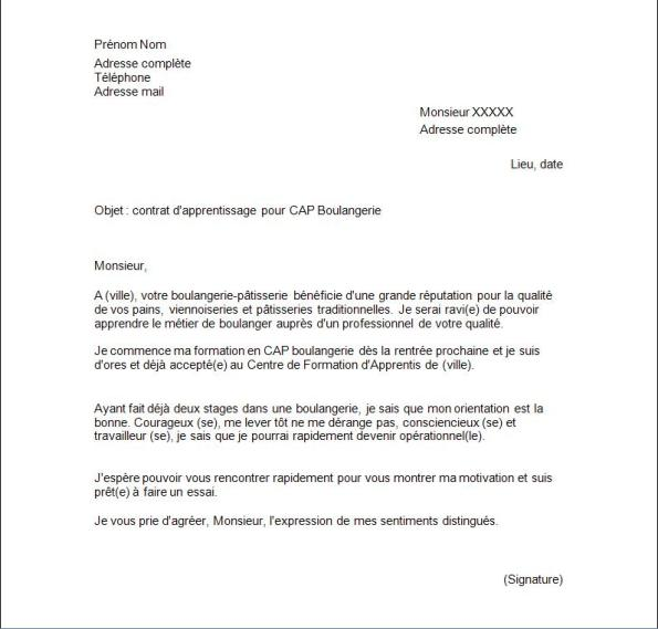 lettre de motivation leclerc sans experience