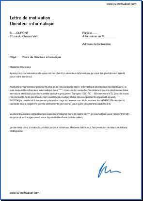 lettre de motivation maison de retraite gratuite