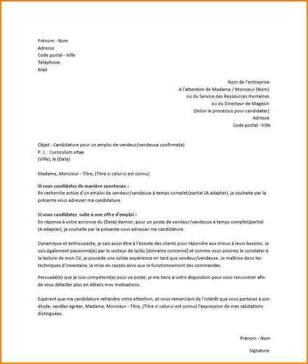 Lettre De Motivation Gratuite Agent D Exploitation Des: Lettre De Motivation Pour Agent D'accueil Gratuite
