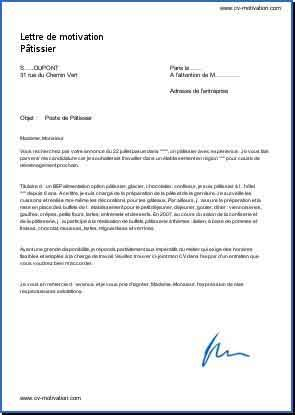 lettre de motivation pour attache commercial - Modele de ...