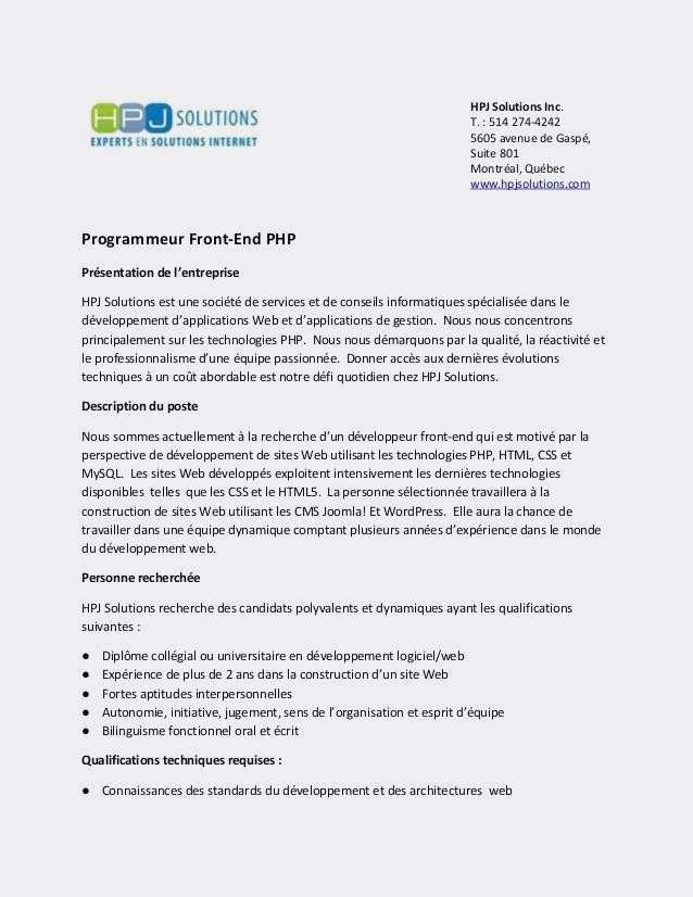 lettre de motivation stage informatique de gestion
