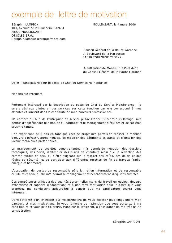 lettre de motivation stage juriste droit social