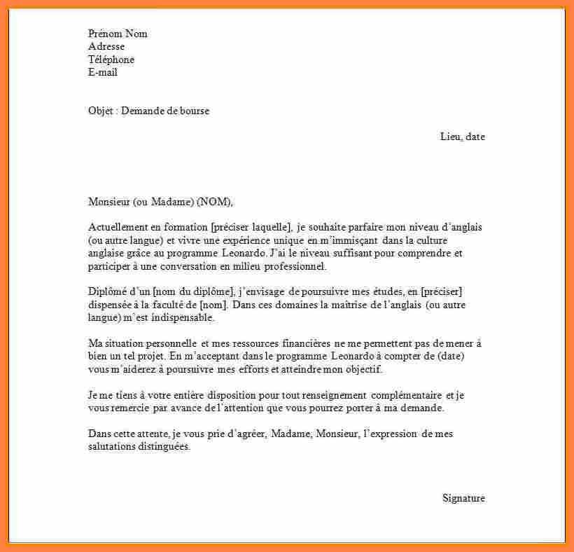 lettre de motivation technicien polyvalent