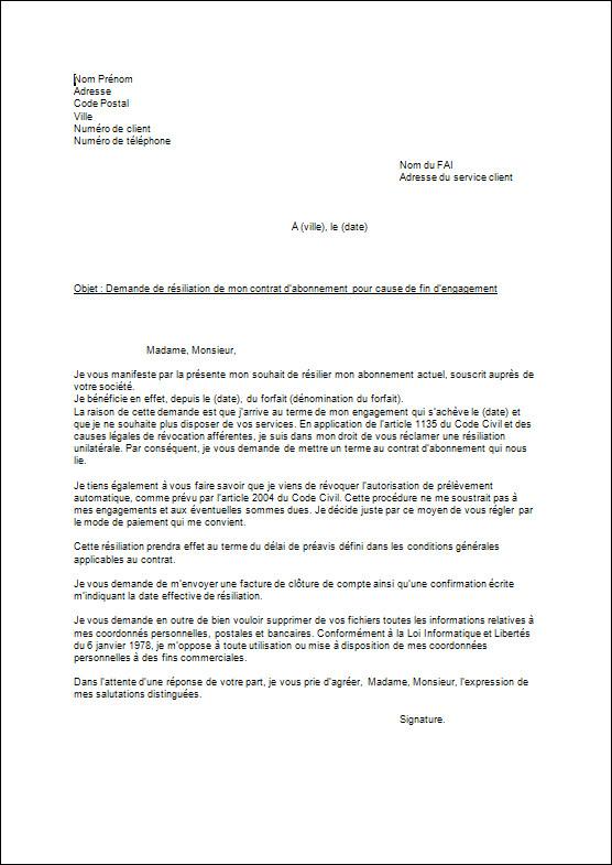 lettre de pouvoir