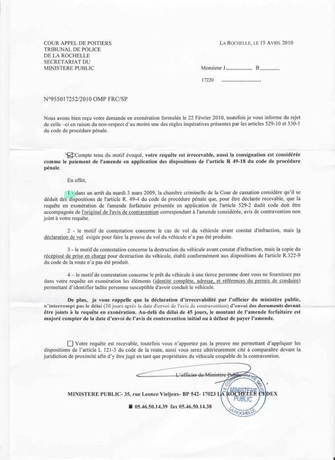 lettre de reclamation de paiement