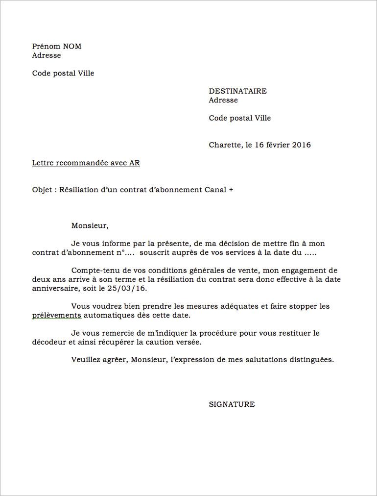 lettre de reclamation free remboursement