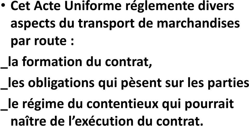 lettre de reclamation transporteur