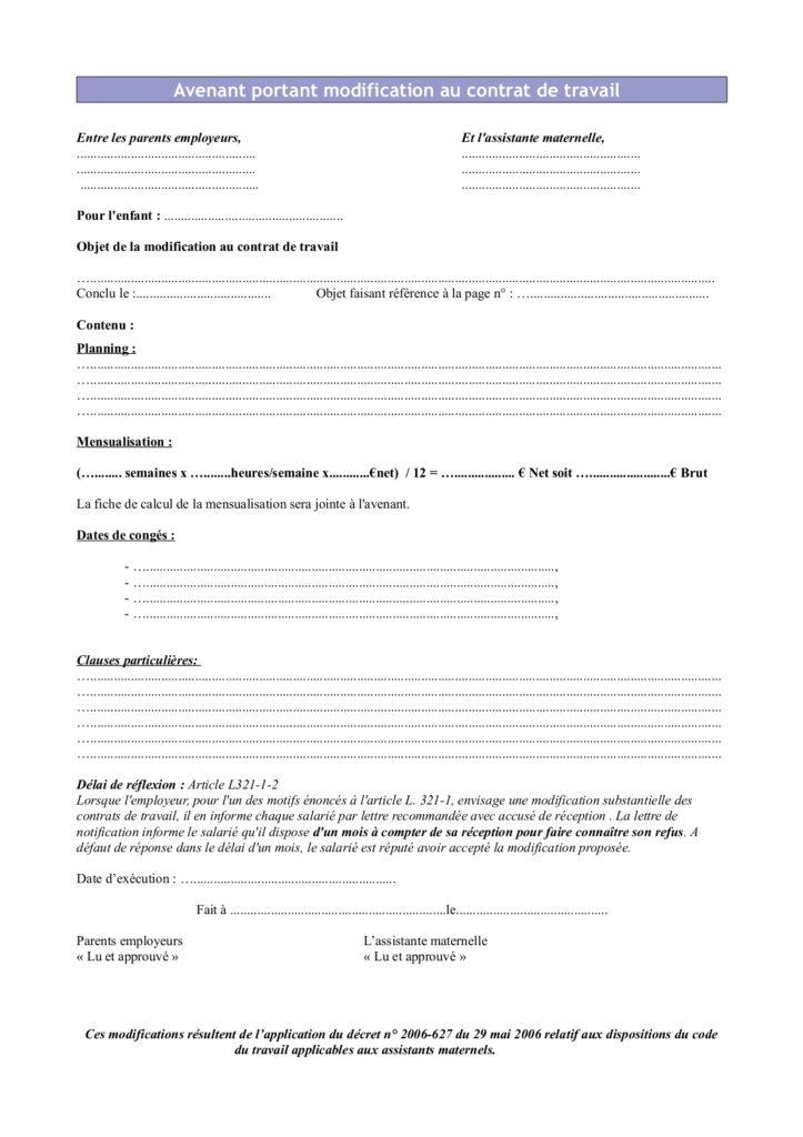 lettre de transfert de contrat