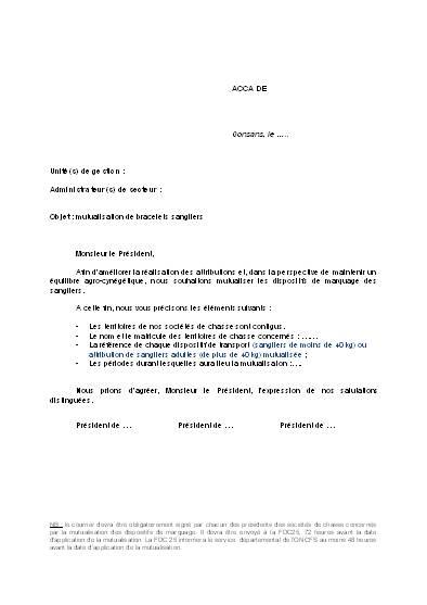 lettre delegation de pouvoir