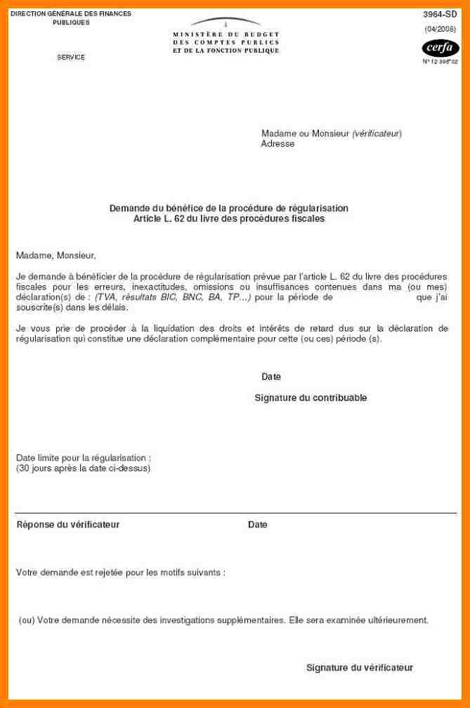 lettre gratuite administrative