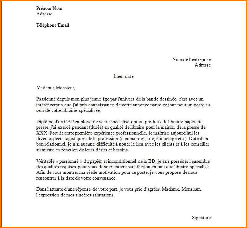 lettre in